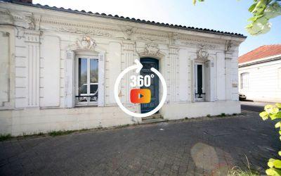 Echoppe double 100 M2 à vendre Boulevards secteur barrière St Augustin