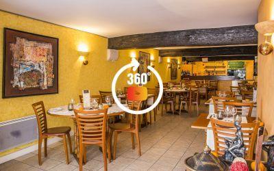 Restaurant 70 couverts en centre ville