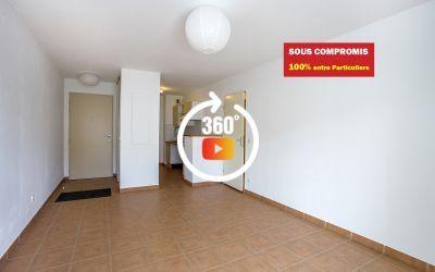 Appartement RDC 53 M² 2 chambres