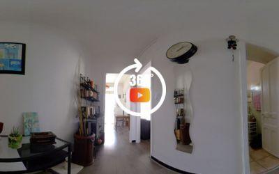 Appartement T3, 54m², Toulon ouest