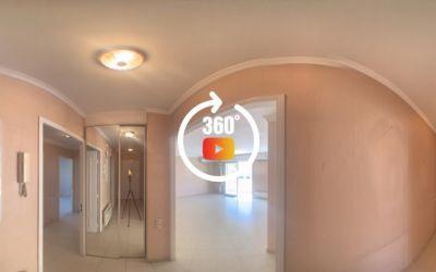 Appartement à rafraîchir, 3 pièces, belle surface, idéalement situé
