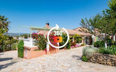 Maison de 220 m2 à Saint-Cyr-sur-Mer