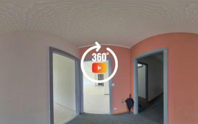 Spacieuse surface administrative à Renens modulable en appartements