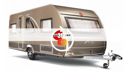 Démo caravane BURSTNER AVERSO 560 TK