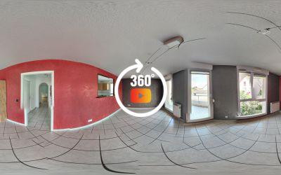 Appartement T3 Reitwiller 69,81 m2 + terrasse + garage + cave