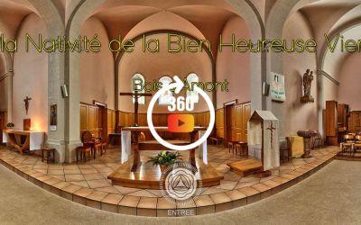 Eglise de Bois d'Amont
