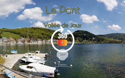 Le Pont - Vallée de Joux