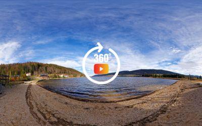 Lac des Rousses fin d'automne