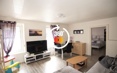 Location appartement 3P Troisfontaines