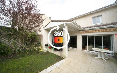 Maison meublée T5 duplex 140 M2 4 chambres à louer secteur Saint Augustin