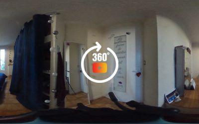 Appartement T3 de 56m², place privative,cave,grenier