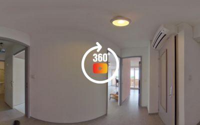Appartement type2 lumineux et au calme - Marignane