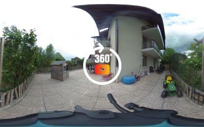 Appartement T4 en rez de jardin avec terrasse de 100m²