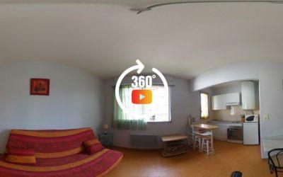 Référence 506 - Studio meublé Rodez