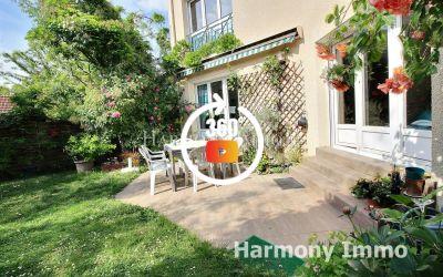 Maison Antony Pajeaud 5 pièces 127 m²  3 chambres Jardin