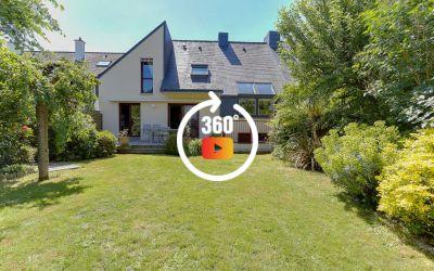 Maison à vendre quartier de La Motte Brulon à Rennes