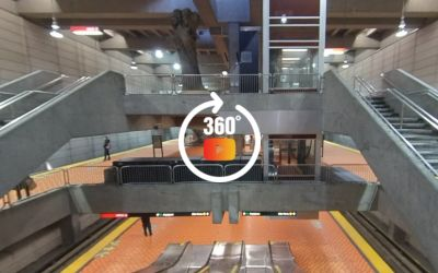 Station de métro Lionel-Groulx