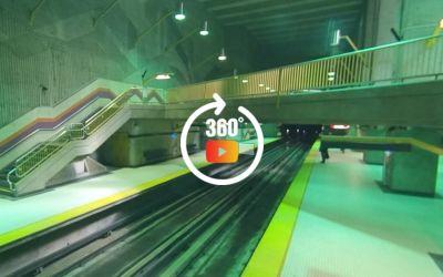 Station de métro Verdun