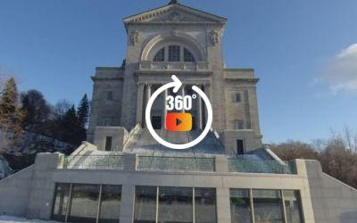 L'Oratoire Saint-Joseph du Mont-Royal