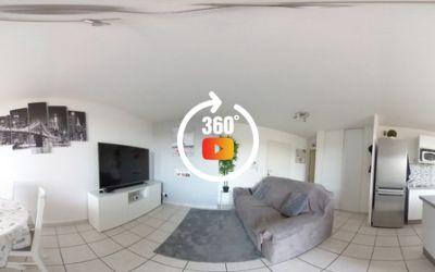 Appartement T3 MIONS  avec terasse