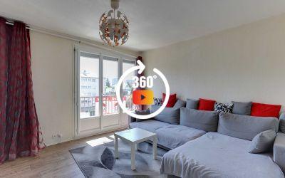Appartement à vendre quartier Le Gast à Rennes