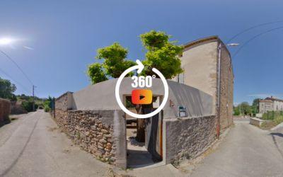 Gabian long term rental property France with pool