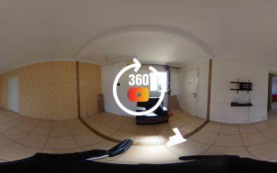 Toulon, Appartement F5 de 90m2 vue imprenable