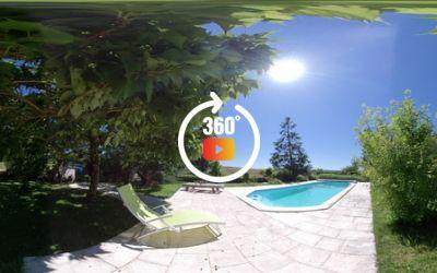 Charentaise sans voisins de 440 m² Habitables - ref 2048