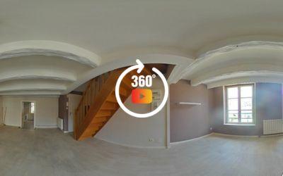 EPINAL CENTRE - Appartement F3 en duplex