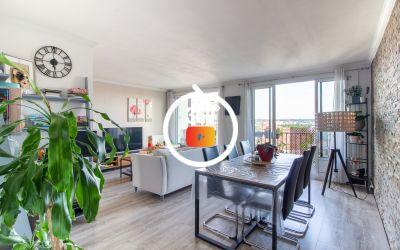 Appartement de 3 pièces de 76m² environs