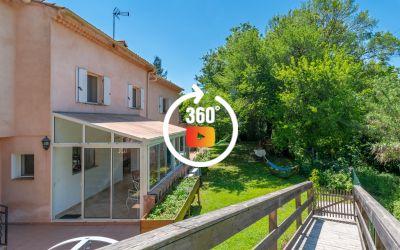 Maison de 150 m2 - Roquevaire proche Saint-Jean-de-Garguier - idéal 2 familles