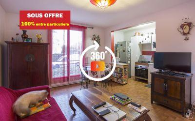 Appartement RDC 50 M² 2 chambres