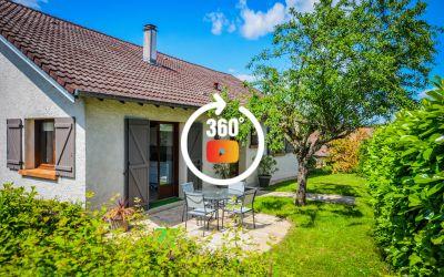Sur les hauteurs de Thise, maison familiale de 210 m²