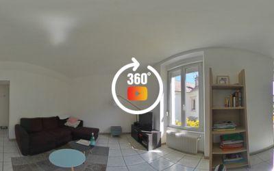 Appartement type F3 lumineux proche Olima