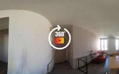 Référence 972 - T2 meublé Rodez