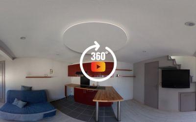 Appartement 25m²  - 1 chambre