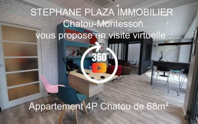 APPARTEMENT 4P CHATOU