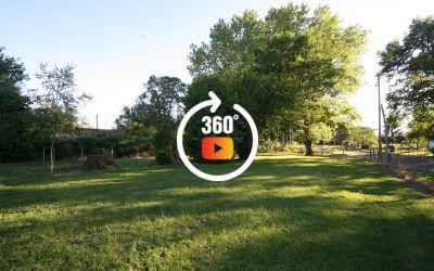 Terrain  à vendre 794 M2 LOT2 quartier Bonin