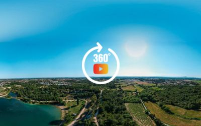 Lac du crès -  Montpellier