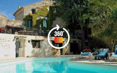 Uzes long term rental in Provence, France (sleeps 8) (Ref: 530)