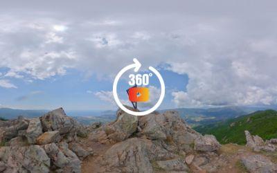 Randonnée au Monte Aragnascu