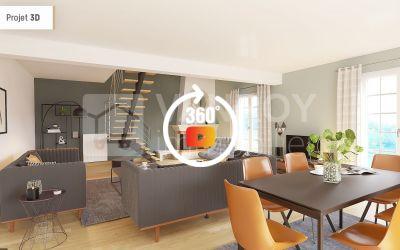 Vendu \/ Exclusivité \/ St-Médard-en-Jalles \/ Villa T5 de 140 m²