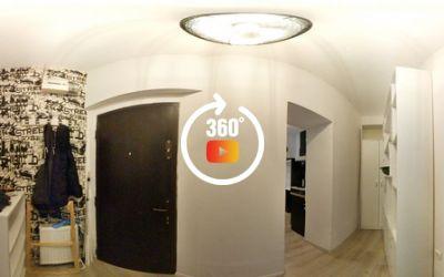 Apartament 2 camere in vila parter, Ateneu-Romana