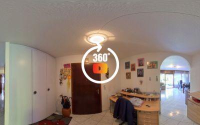 Superbe appartement de 4,5 pièces avec terrasse et jardin