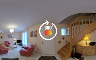 Maison - 110m² - Chanceaux sur Choisille