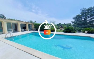 LE PETIT-VERSAILLES VILLA PEZENAS WITH PRIVATE POOL