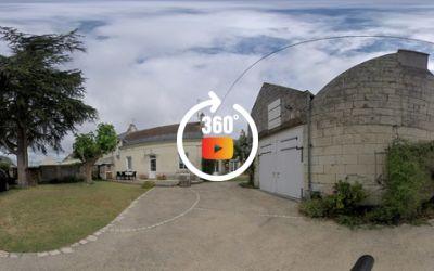 Maison - Bréhémont - 5 Pièces - 185 m²