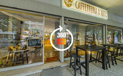 CAFFETTERIA D'ARTE ( PORDENONE )
