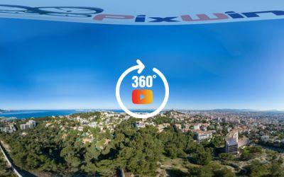 Marseille colline PUGET