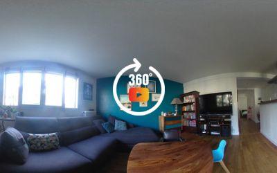 PARIS 16 : appartement 3 pièces (59 m²) - Auteuil Sud